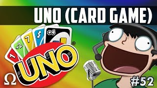 THE UNO PODCAST + WILD RULES!  | Uno Card Game #52 Funny Moments Ft. Vanoss / Scotty / Nogla