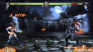 Mortal Kombat - All X-Rays (e-X-cellent! Trophy / Achievement Guide)