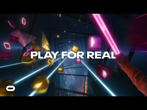 Oculus Quest 2   First Steps   The Climb 2 & Beat Saber
