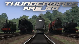 Thunderbirds Are Go! (with trains)