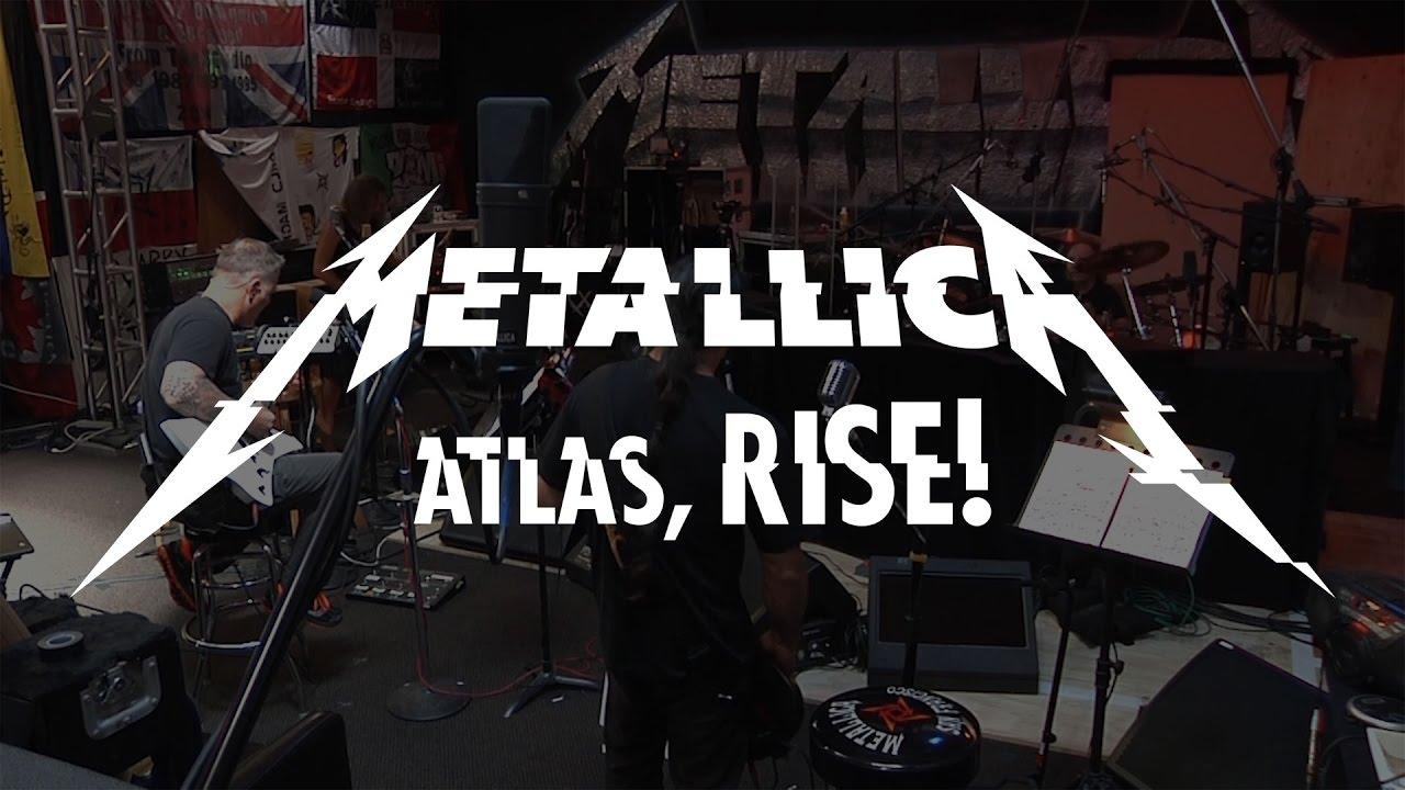 Metallica: Atlas, Rise!