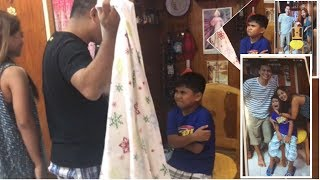 INVISIBLE PRANK On 6 Year Old! (LAUGHTRIP)