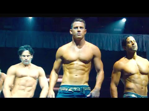 Magic Mike Xxl Trailer Is Too Sexy For You (be Yourselfie) video