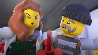 The Breakout Bunch - LEGO City - Mini Movie