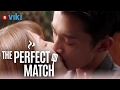The Perfect Match   EP 9 | Chris Wu & Ivy Shao's Passionate Kiss [Eng Sub]