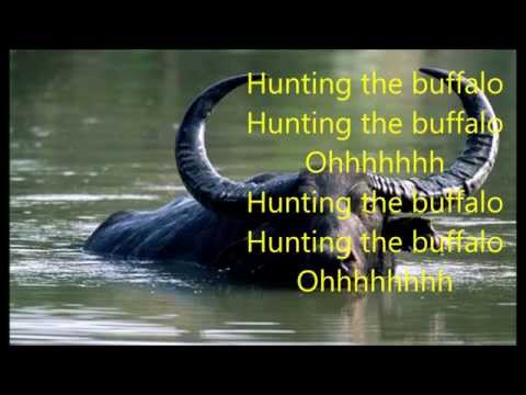 Hunting The Buffalo (with Lyrics) - Sally Barker