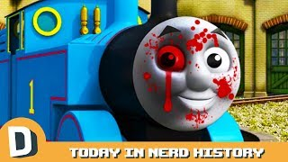 5 Creepy Thomas the Tank Engine Episodes Worse than any Horror Movie