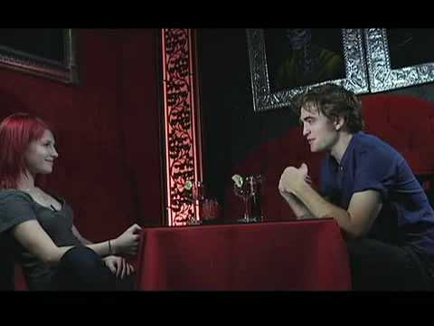 Hayley Williams and Robert Pattinson - Artist on Artist (Full interview) Video