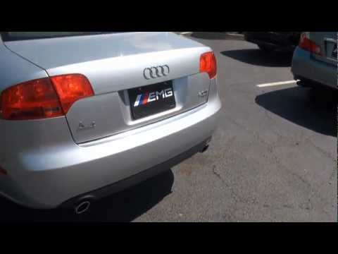 2006 Audi A4 Quattro 2.0T B7 Review