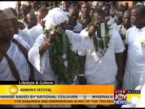 GaDangmes of Ghana Part 15 (GaDangmes on the News & Celebration of This Year's Homowo) This series covers GaDangmes who are caught speaking on the news and a...