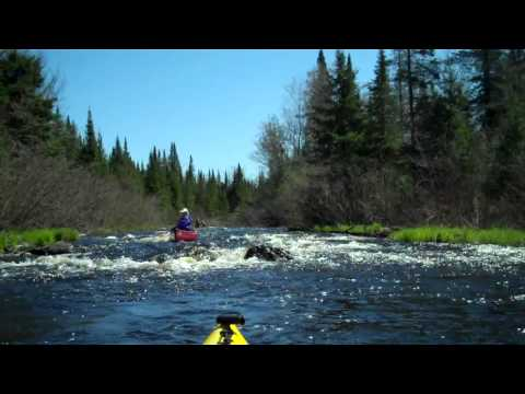 Namekagon River Paddle Video
