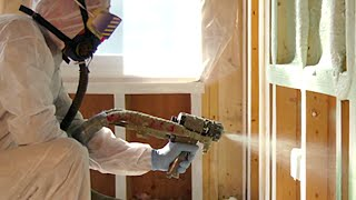 Webinar: Debunking Myths About Closed-Cell Spray Foam Insulation | Training | Honeywell