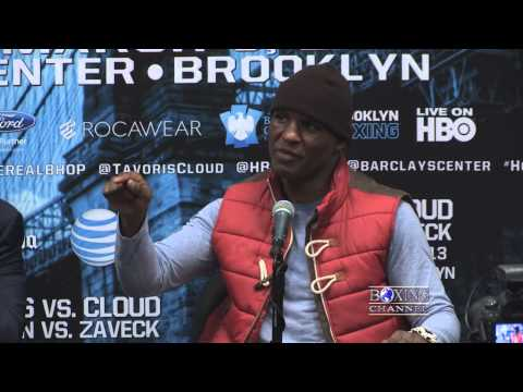 Bernard Hopkins Puts Don King