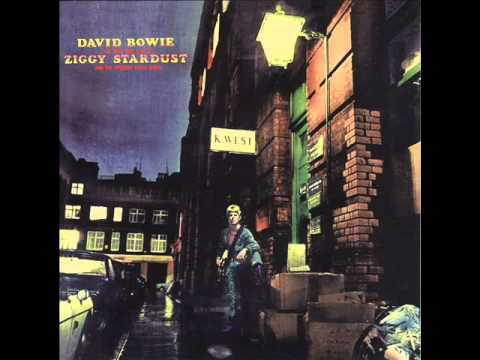 David Bowie- 03 Moonage Daydream