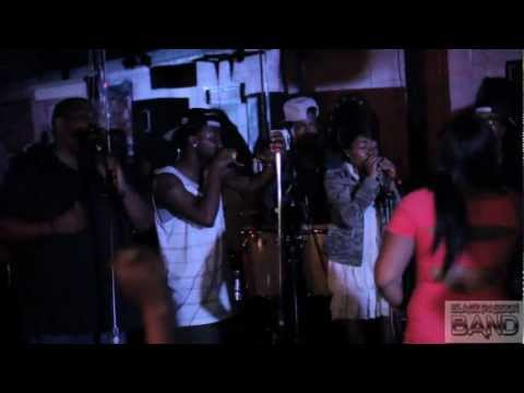 Black Passion Band 5-26-12 @ MyPlace Bar & Grill (part 1)