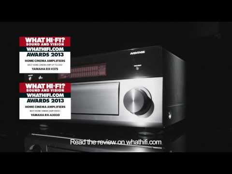 Yamaha debuts six premium aventage av receivers with peak for Yamaha aventage rx a3000