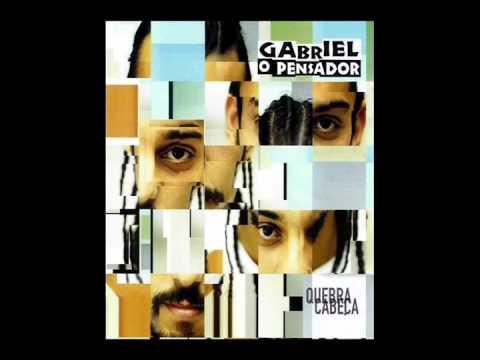 Cubra la imagen de la canción Sem Saúde por Gabriel O Pensador