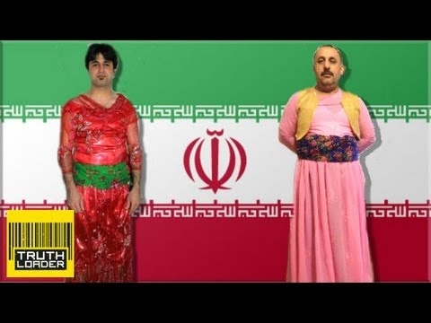 Why Are Iranian Men Cross Dressing?   Truthloader