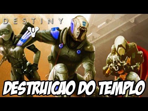 Destiny - Destruição do Templo Maldito