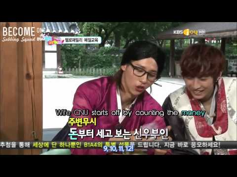 [B1SS] 120824 Hello Baby Season 6 with B1A4 - Episode 5 (3/4)