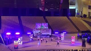 JMU ALPHA PHI GREEK SING 2019