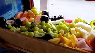 NAMANYA LUCU !! RUJAK B 383 K (BEBEK ATAU BEBEG ??) - INDONESIA STREET FOOD
