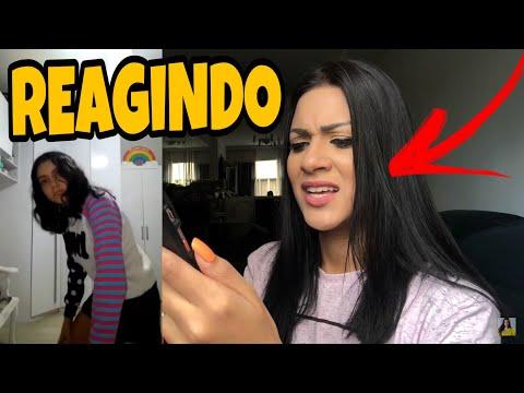 REAGINDO AOS INSCRITOS DANÇANDO!! *misericórdia*