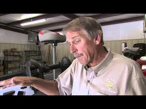 Fishing Legend Hank Parker Explains the Benefits of Using a Minn Kota Trolling Motor