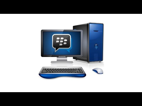 Cómo Instalar BBM en la PC | Windows o Mac con BlackBerry Blend