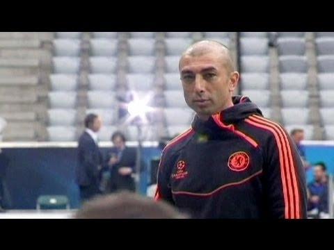 Roberto Di Matteo sacked as Chelsea boss
