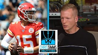 Film Deep Dive: Chiefs vs. Jaguars, NFL Week 1 | Chris Simms Unbuttoned | NBC Sports