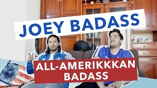 Download Lagu PREMIERE ECOUTE - Joey Bada$$ - All Amerikkkan Bada$$ Gratis STAFABAND