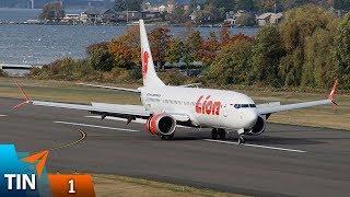 TIN #1: Tai nạn máy bay Boeing 737 MAX 8 ở Indonesia | Yêu Máy Bay