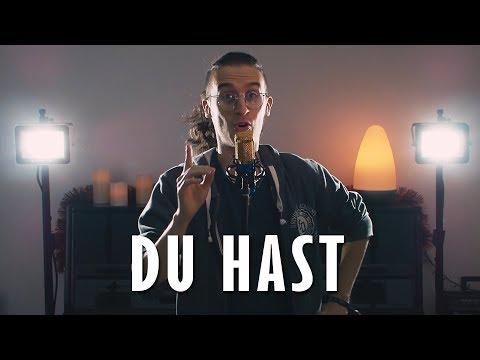 RAMMSTEIN - Du Hast (WAAAY TOO HAPPY COVER!)