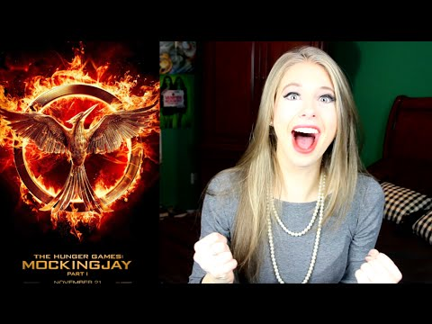 Mockingjay Part 1 Movie Review and Discussion