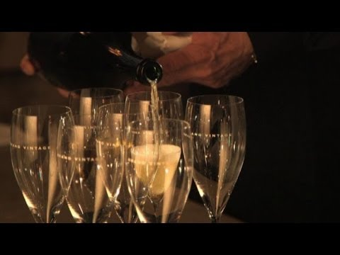 Moet & Chandon's Champagne Cave: Sneak Peak Inside