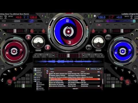 Descarga +1000 Skins para Virtual DJ Gratis