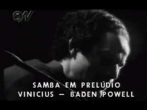 Baden Powell - Samba em Preludio