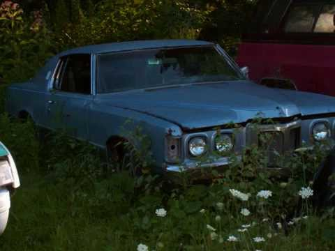 Old cars saved from the crusher Video