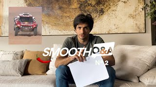 SMOOTH Q&A by Carlos Sainz | PERSONAL LIFE | Part 2.