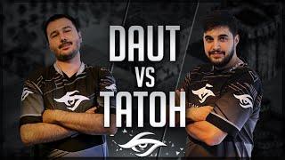 ⚔️ AoE2: Daut vs TaToH [No Walls - Bo9]