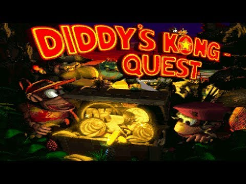 Donkey Kong Country 2: Diddy's Kong Quest | Full Game - 102% Walkthrough