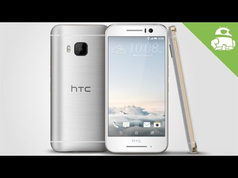 HTC One S9 is Official - Google's Dream Team - Facebook Messenger Group Calls