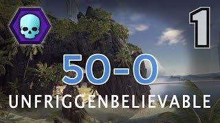 Halo 5 - 50-0 Unfriggenbelievable with Ravening Sliver, Arclight, Prophets' Bane