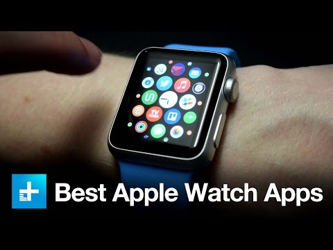 Our Favorite Apple Watch Apps