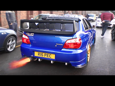 BEST-OF Subaru sounds compilation 2017