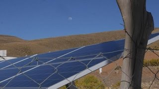 Solar villages in Argentina see the light by harnessing the sun