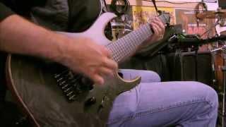 THE SHRINK - Spartacus (code name) (Guitar Playthrough)