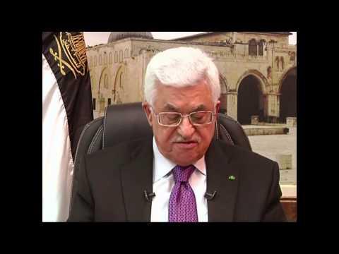 Mahmud Abbas announces the end of
