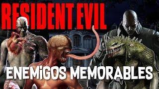 Resident Evil || TOP 10 de enemigos memorables